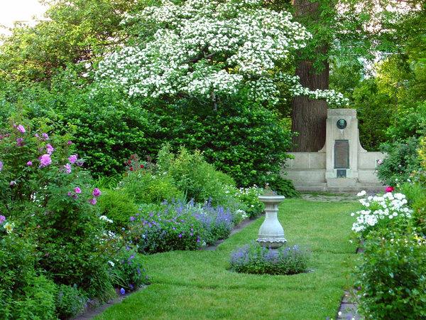 Shakespeare Garden, IL