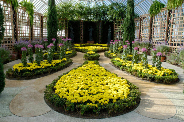 Phipps Conservatory and Botanical Gardens, Pennsylvania