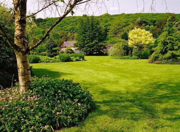 Cae Hir Gardens, Wales