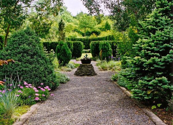 Cae Hir Gardens, Cardiganshire