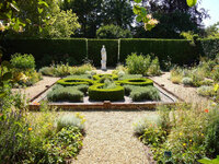 Medium otley hall knot garden original