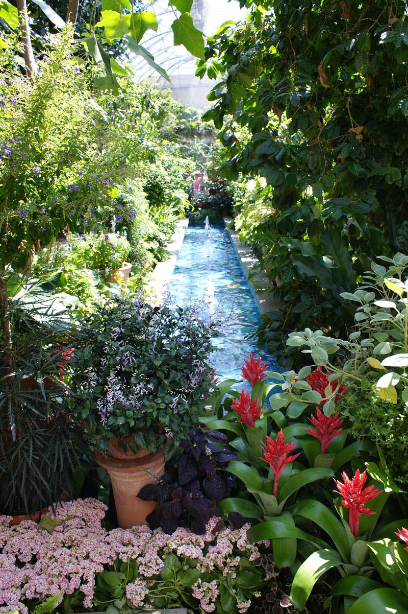 National Botanic Garden Dc National Botanic Gardens Washington Dc Visions Of Travel The