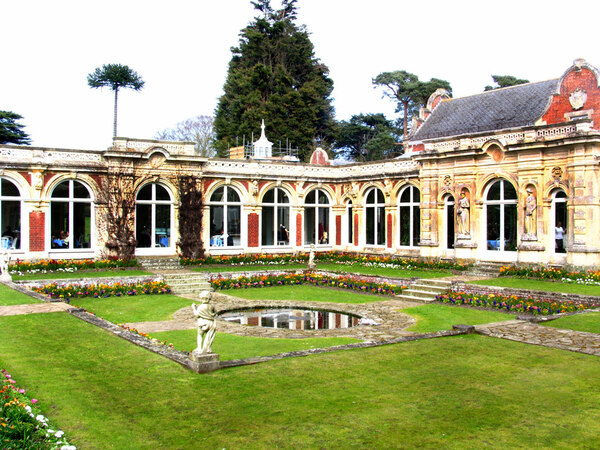 Somerleyton Hall Garden, Suffolk
