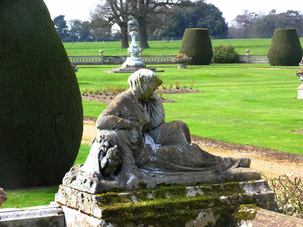 Somerleyton Hall Garden