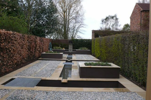 Rill, Stillingfleet Lodge Gardens