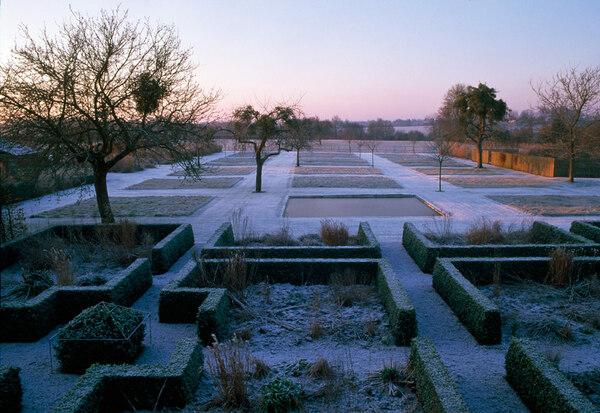 Winter, Le Jardin Plume