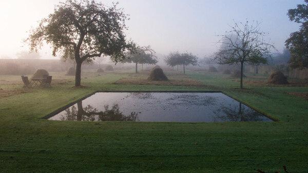 Pool, Jardin Plume