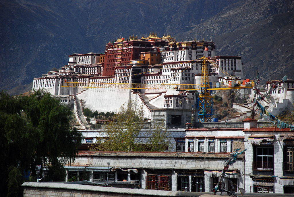 Potala Palace and Jokhang Temple