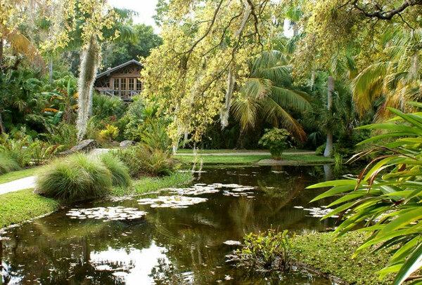 McKee Botanical Garden, USA