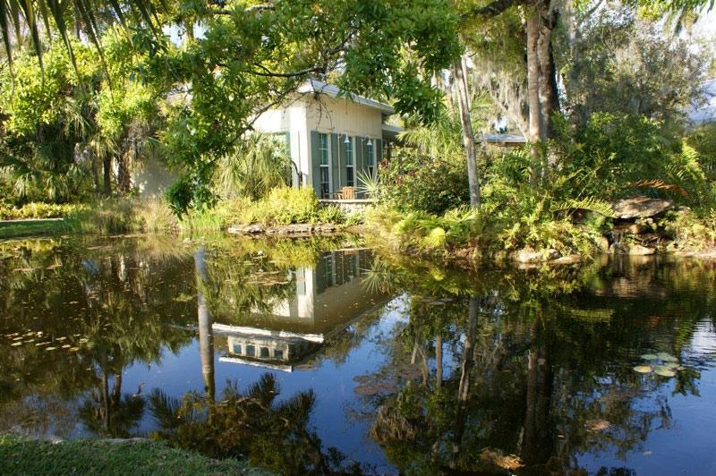 Genial McKee Botanic Garden, Florida