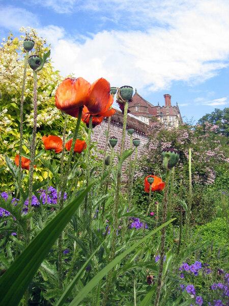 Burton Agnes Hall Garden, East Yorkshire