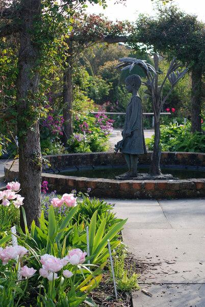 Sculpture, Burton Agnes Hall Garden