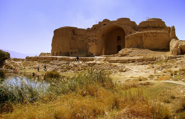 Firouzabad Palace