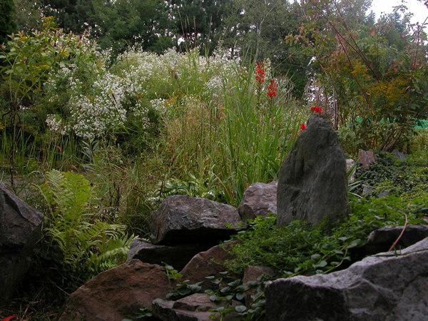 Rock Garden, Grand-Portage Garden