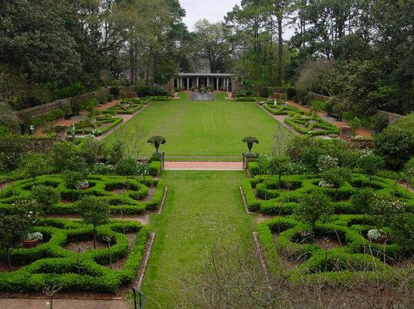 Longue Vue Gardens, Louisiana