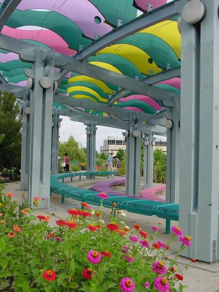 Horticultural Demo Gardens, East Lansing