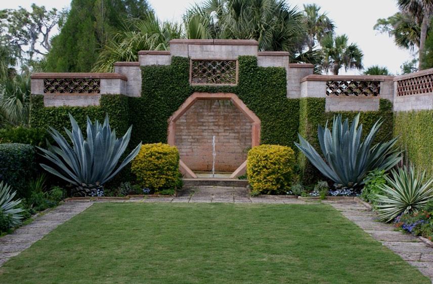 Historic Bok Sanctuary Garden, Florida