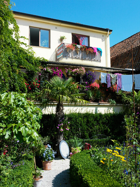 Apotekarns Trädgård Garden, Sweden
