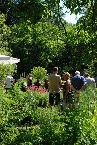 Tirups Örtagård - Tirup's Herb Garden, Sweden