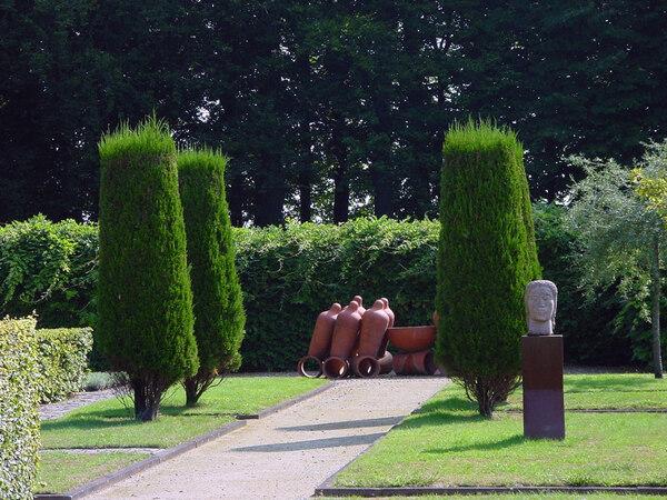 Kasteel Het Nijenhuis Garden