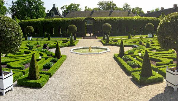 Het Loo Garden, Holland