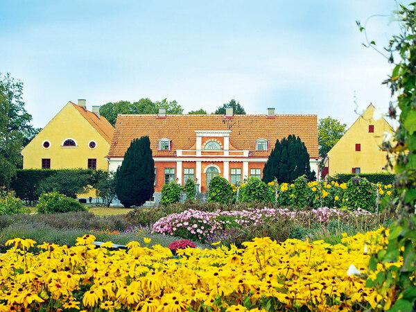 Katrinetorp Manor Garden, Sweden