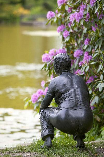 Sculpture, Wanas Foundation