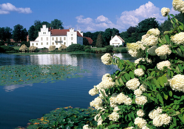 Wanas Manor House and Park, Sweden