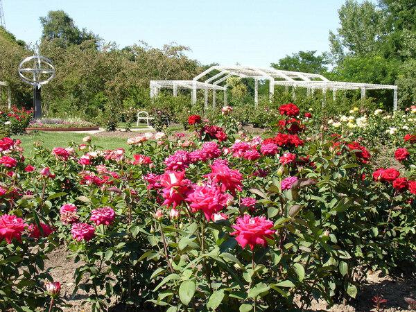 Lauritzen Gardens, Nebraska