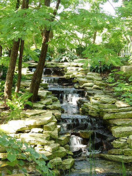 Lauritzen Gardens - Omaha Botanical Center