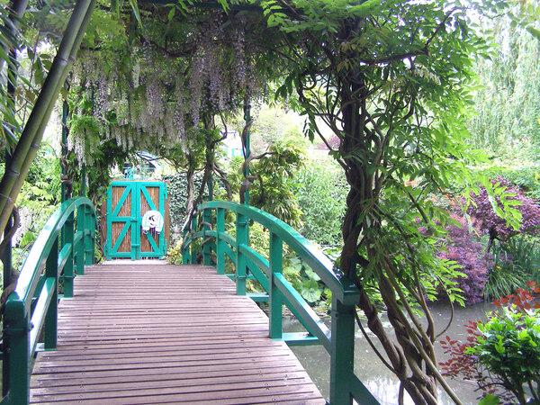 Bridge, Giverny