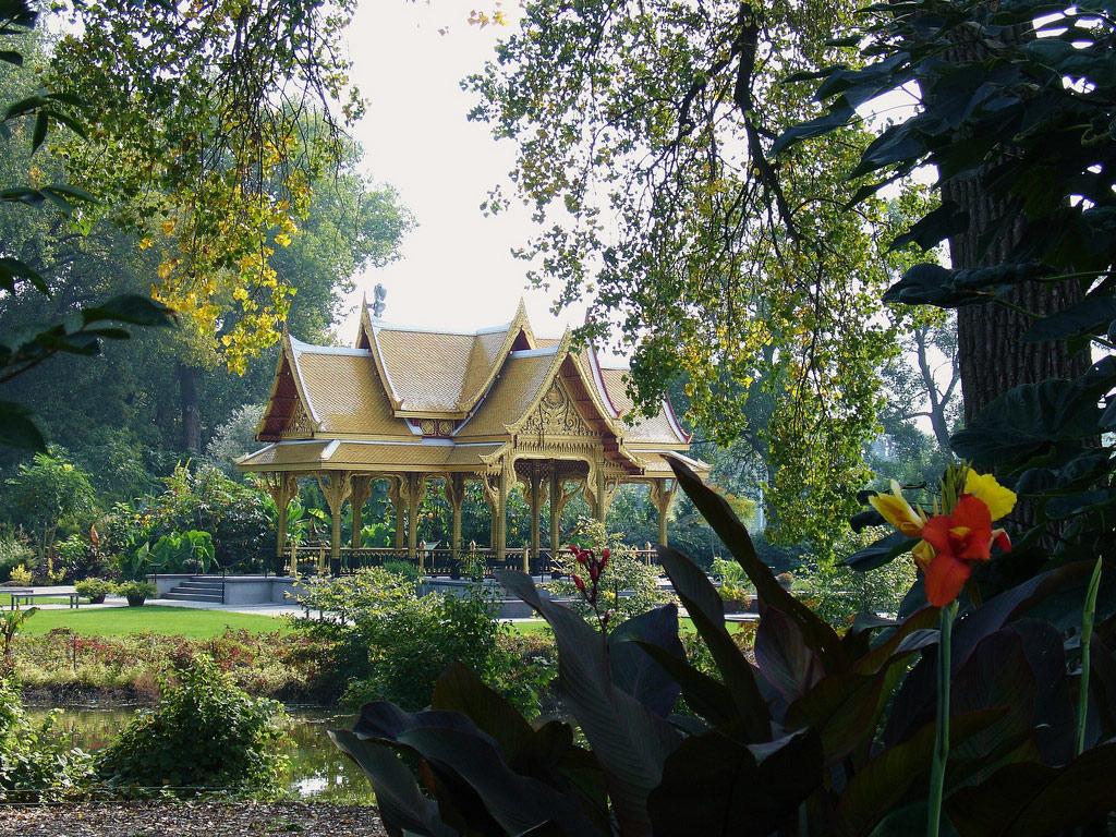 Superieur Thai Pavilion And Garden, Olbrich Botanical Gardens