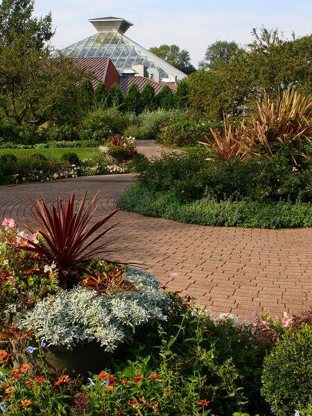 Olbrich Botanical Gardens, Wisconsin