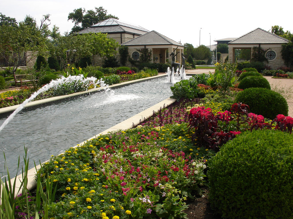 Kauffman Garden, Kansas City