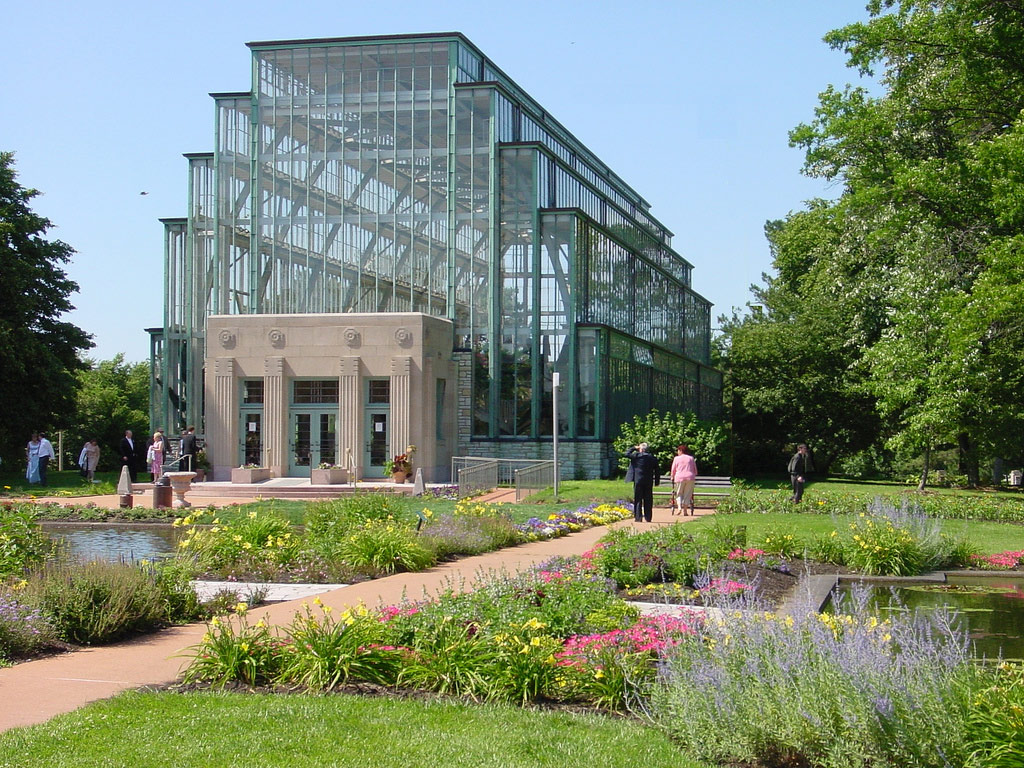 Jewel Box, St Louis
