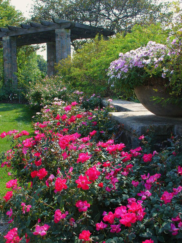 Boerner Botanical Gardens, Hales Corners