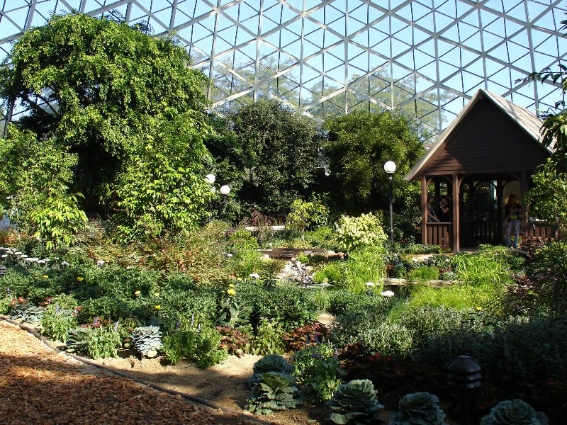 Mitchell Park Conservatory  The Domes