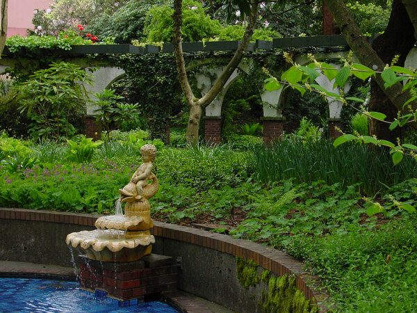 Park & Tilford Gardens, British Columbia