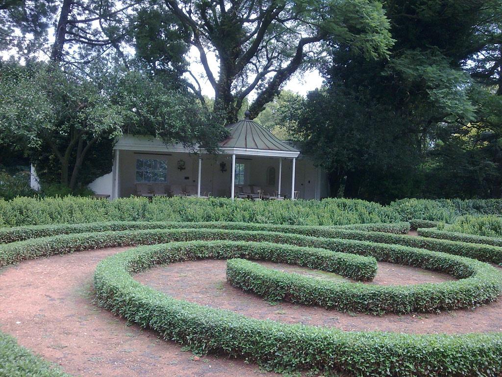 Brenthurst garden for Garden design johannesburg