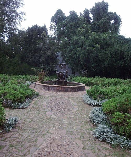 Brenthurst Garden