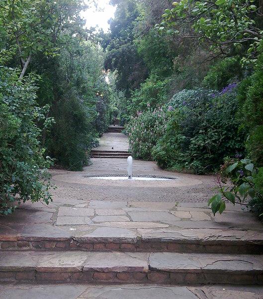 Brenthurst Garden, SA