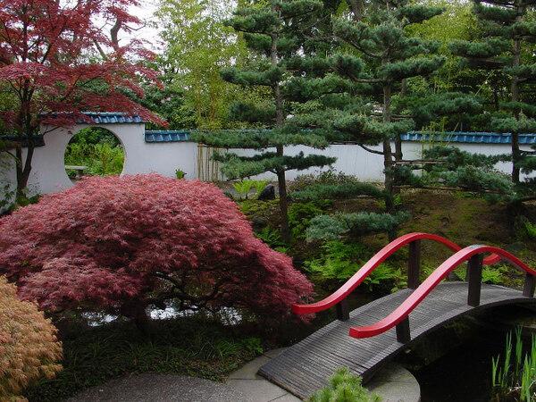 Oriental Garden, Park & Tilford Gardens