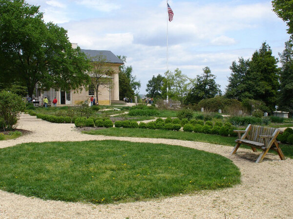 Arlington House Garden, Virginia