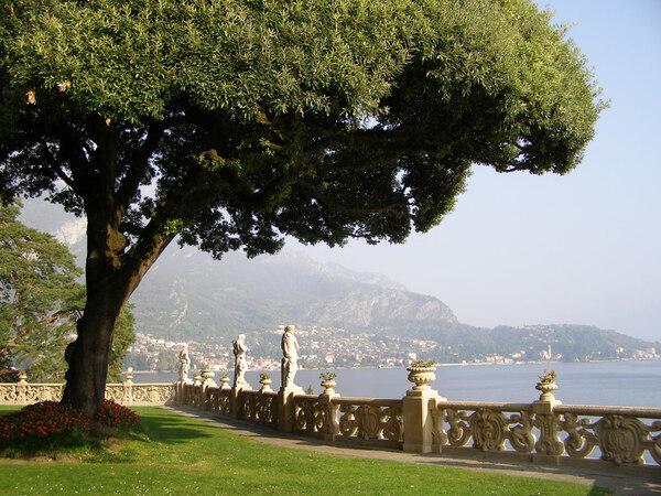 Terrace, Villa del Balbianello