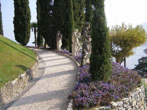 Villa del Balbianello, Lombardia