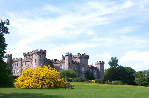 Cholmondeley Castle Gardens, Cheshire