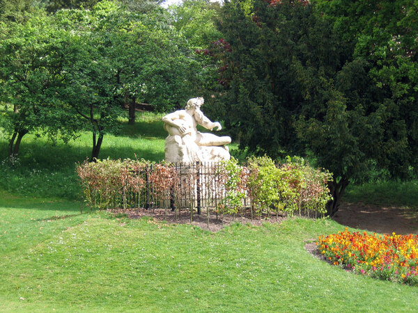 River God, Terrace Gardens