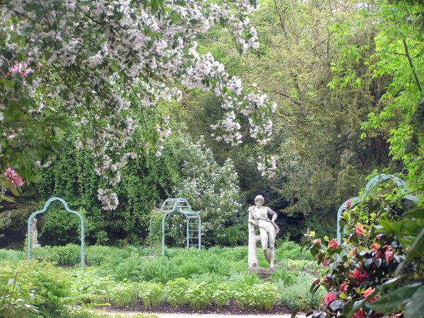 Cliveden Garden, Bucks