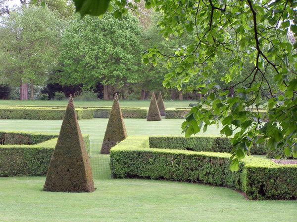 Cliveden Garden, Spring 2009
