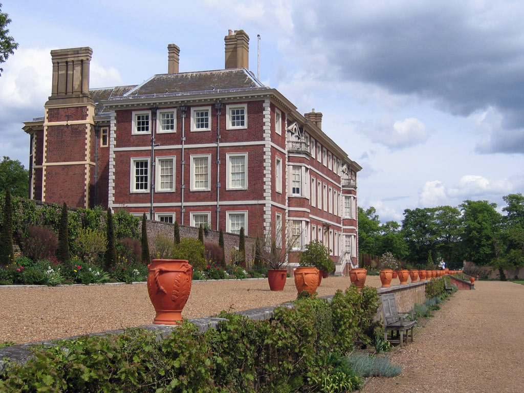 Ham House Garden, Richmond